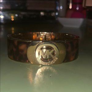Michael Kors Leopard Bracelet